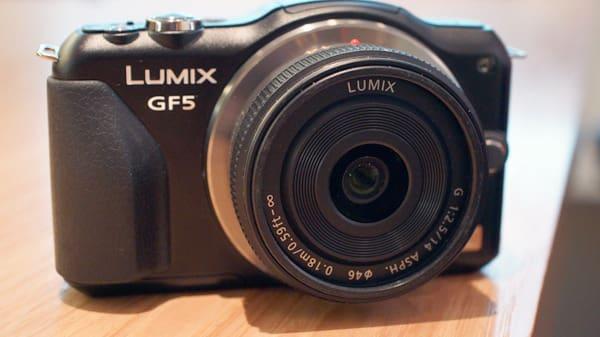 Product Image - Panasonic Lumix GF5