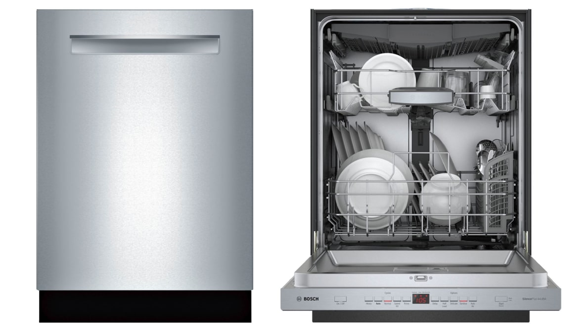 Bosch 500 Series SHPM65Z55N Dishwasher Review