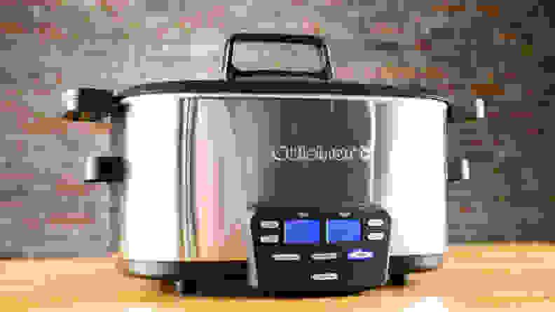 Crock-Pot 7-Quart Slow Cooker