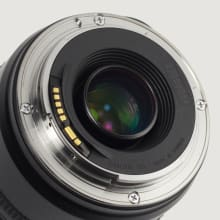 The Canon EF Lens Mount