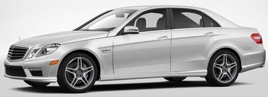 Product Image - 2013 Mercedes-Benz E63 AMG Sedan