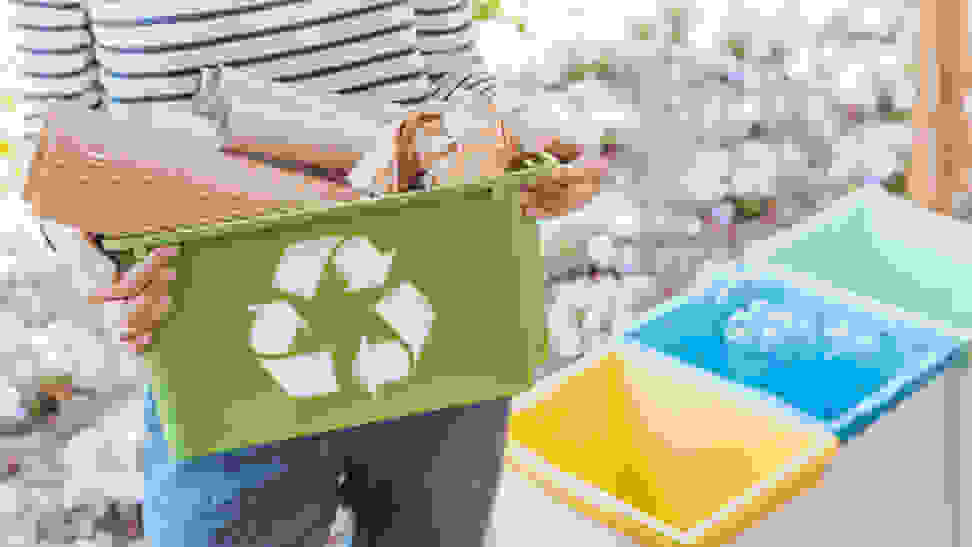 How to recycle