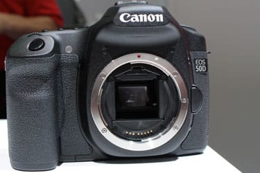 Canon EOS 50D DSLR Digital Camera First Impressions Review