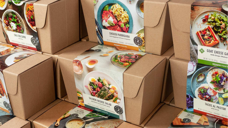 Amazon Meal Kit Review