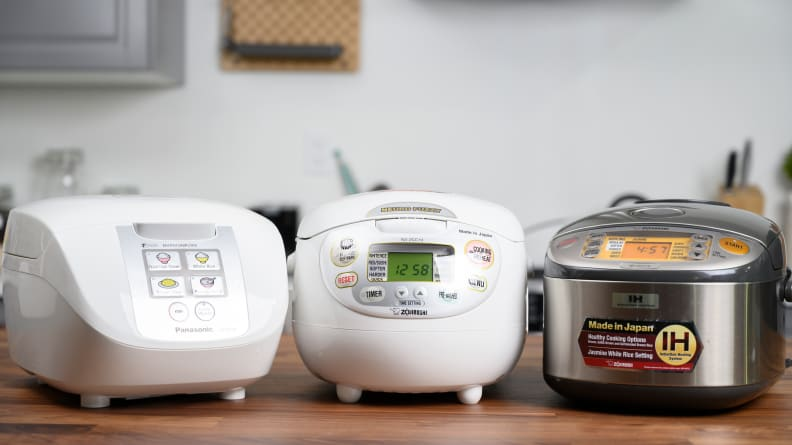 What you need to know about rice cookers