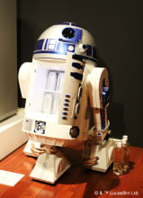 R2-D2 Fridge - Open