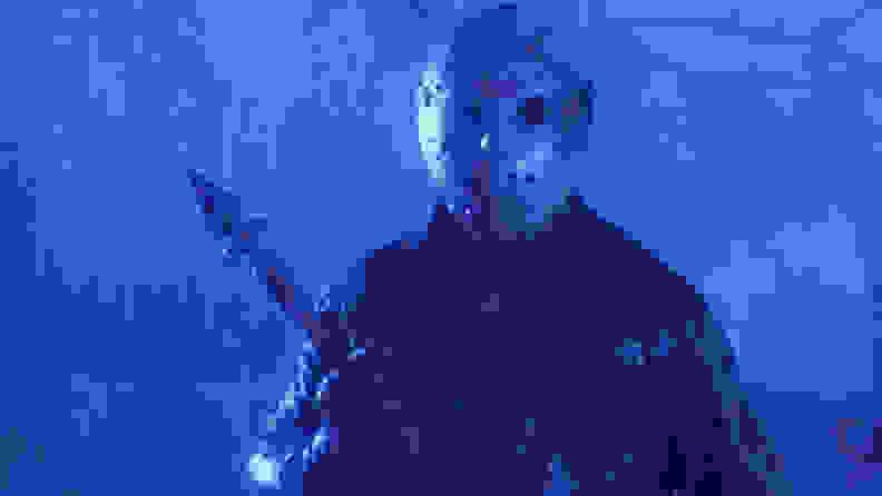Jason Voorhees, the villain of the