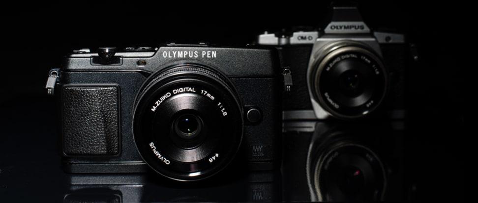 Product Image - Olympus PEN E-P5