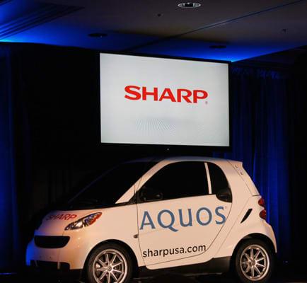 Product Image - Sharp  Aquos PN-L802B
