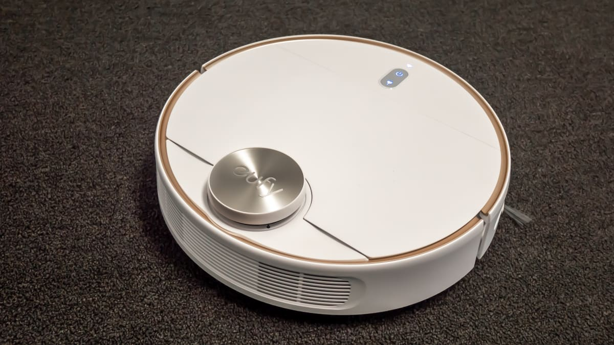 Eufy L70 Hybrid Robot Vacuum Cleaner Review