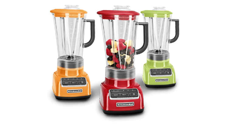 Enjoy A Summer Filled With Perfectly Blended Drinks And Unique Meals With A  Great Deal On The KitchenAid Diamond Blender