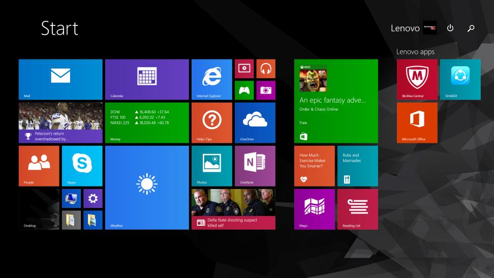 LaVie Z 360 - Windows 8.1