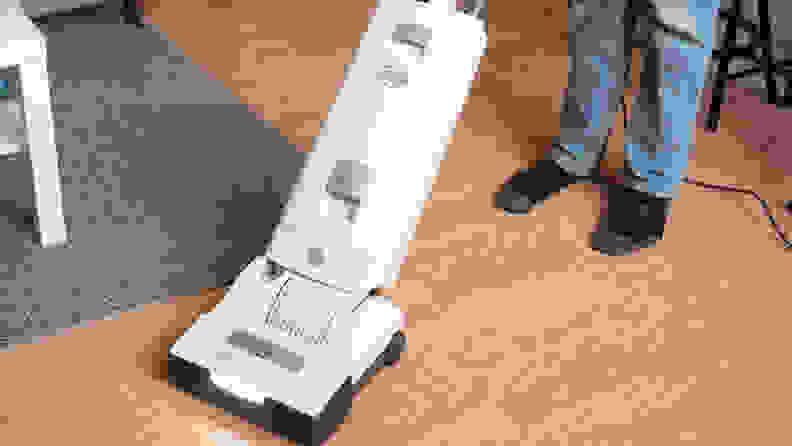 Sebo X7 Filtration