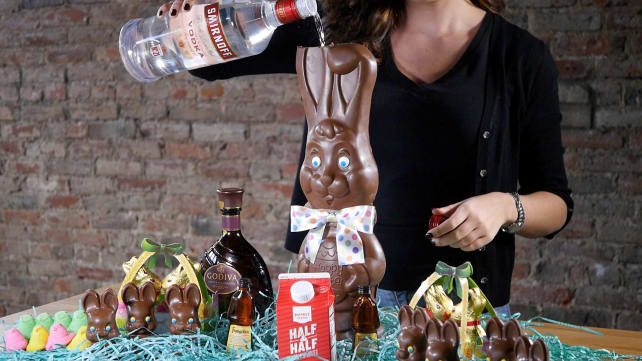 Ultimate Easter cocktail