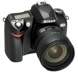 Product Image - Nikon D70