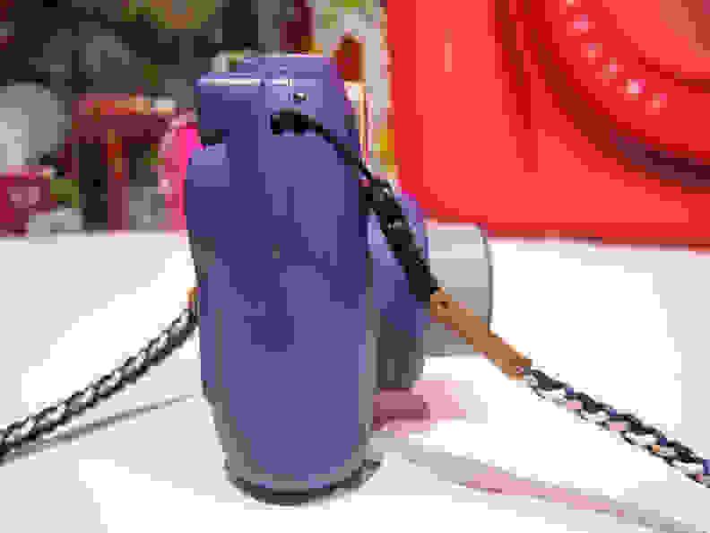 Instax Mini 8 (Grape) –Right Side
