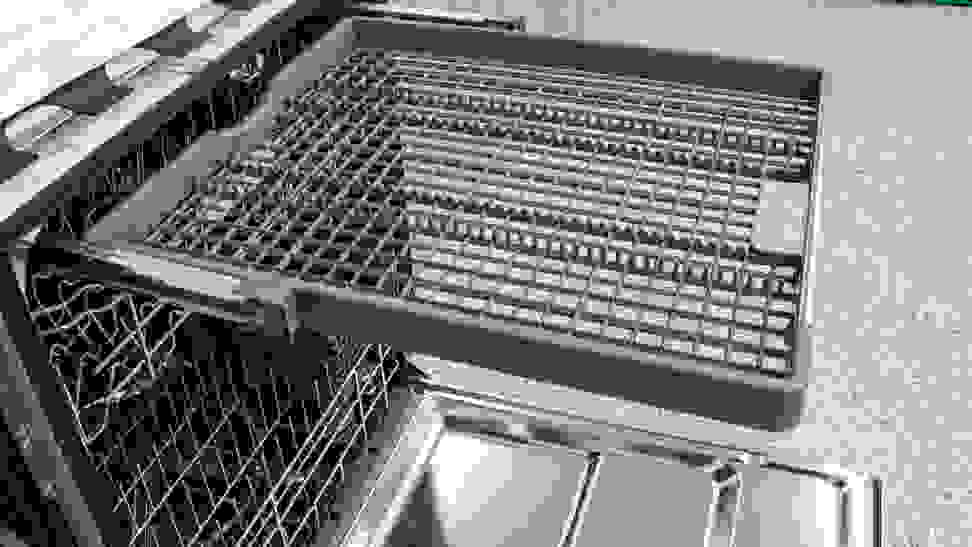 KitchenAid KDTE234GPS third rack