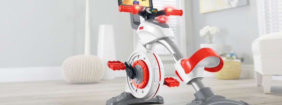 Fisher price think %26 learn smart cycle 2