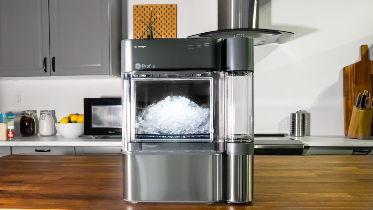 GE Profile Opal Nugget Ice Maker makes the best chewable ice