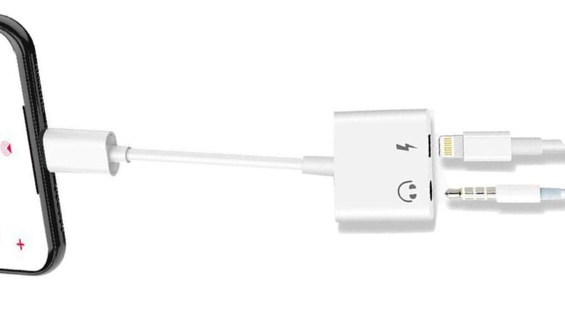 NiceFuse iPhone headphone jack adapter