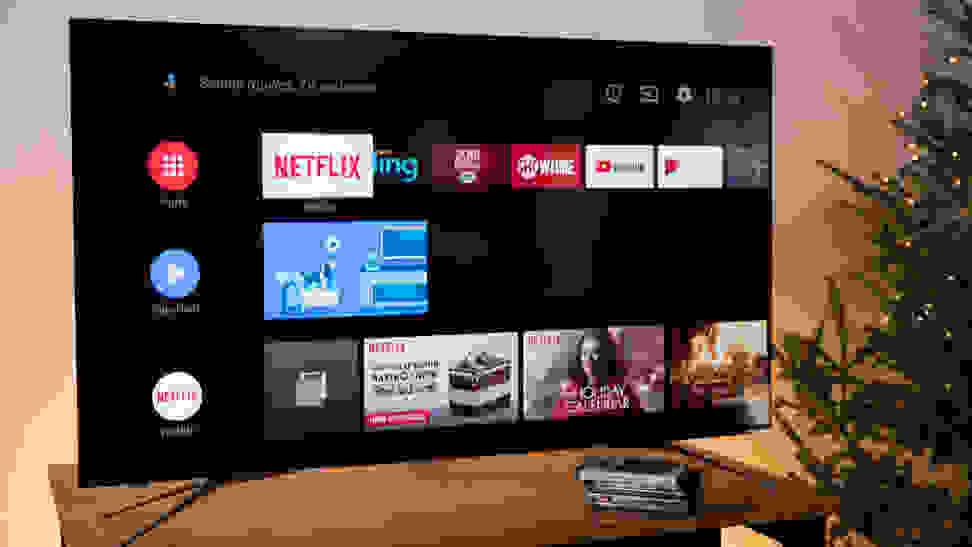 Hisense H9E Plus Android TV Smart Platform