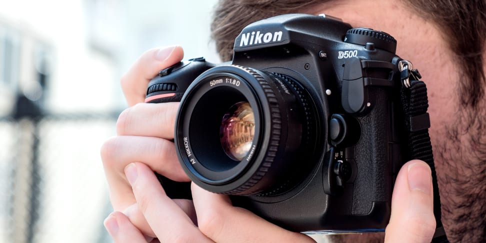 Nikon D500 - best camera deals online right now through Black Friday