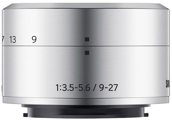 Product Image - Samsung NX Mini 9-27mm f/3.5-5.6 Lens