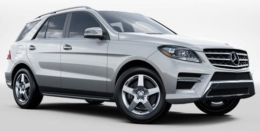 Product Image - 2013 Mercedes-Benz ML550