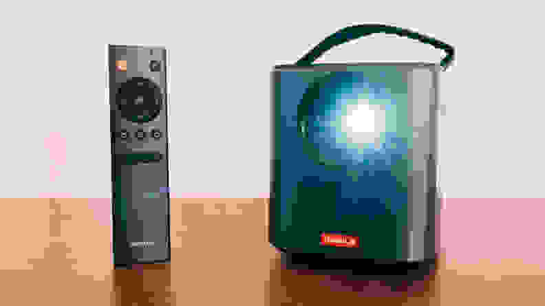 Best Portable Mini Projectors Anker Nebula Mars II