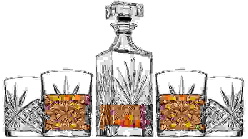 The best gifts for men: Decanter set