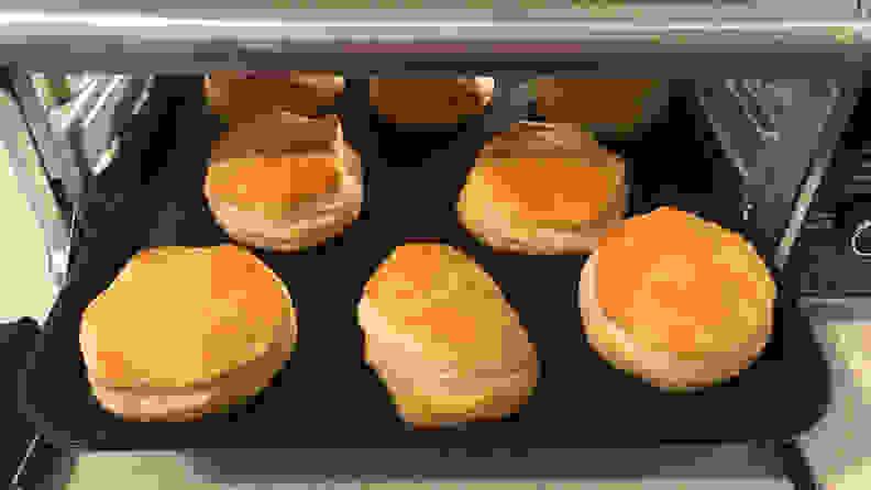 Ninja Foodi Oven - Biscuits
