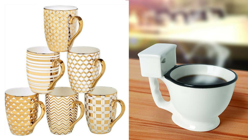 20 coffee mugs perfect for 20 different types of people