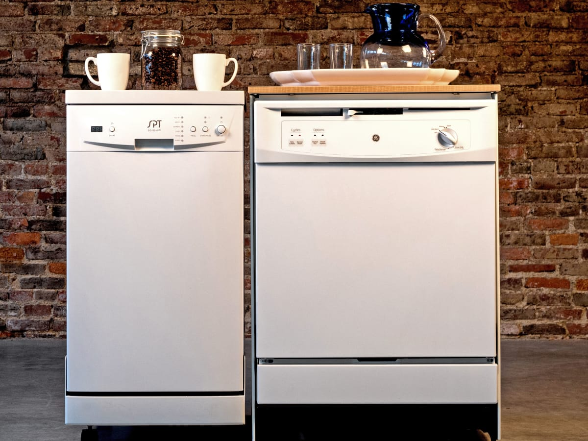 The Best Portable Dishwashers Of 2019 Reviewed Dishwashers