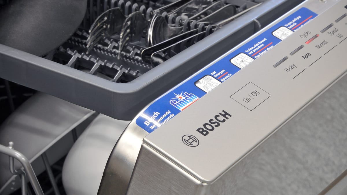 Bosch 300 Series Dishwasher Review - Reviewed Dishwashers
