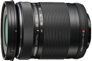 Product Image - Olympus M.Zuiko ED 40-150mm f/4.0-5.6 R Zoom Lens