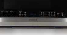 Samsung ME21F707MJT Controls