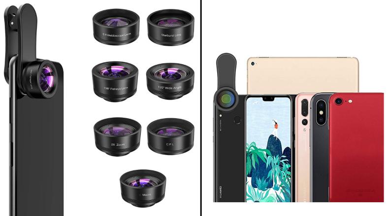 7-in-1 Cell Phone Lens Kit
