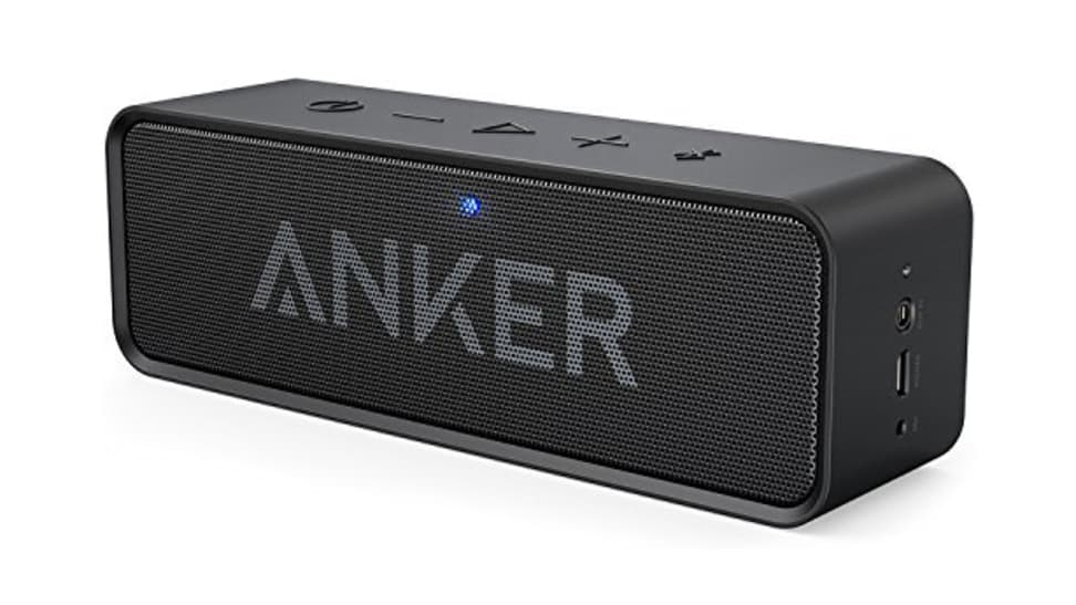 This best-selling Anker Bluetooth speaker is at the lowest price
