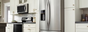 Whirlpool stainless steel kitchen appliance trends hero