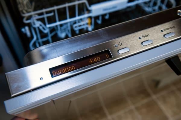 Miele Futura Dimension G5670SCVi LCD screen