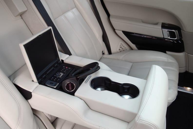 rear seat 2014 range rover LWB