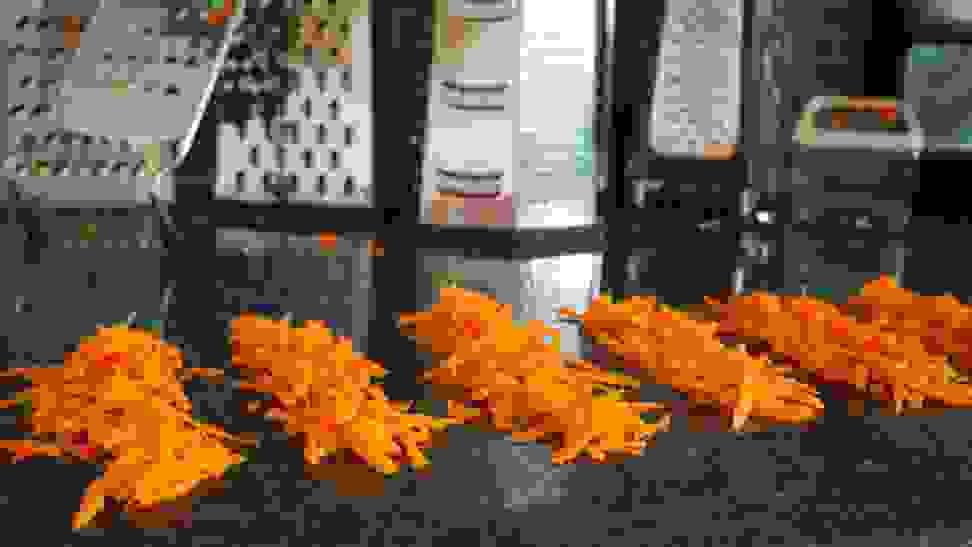 Testing carrots
