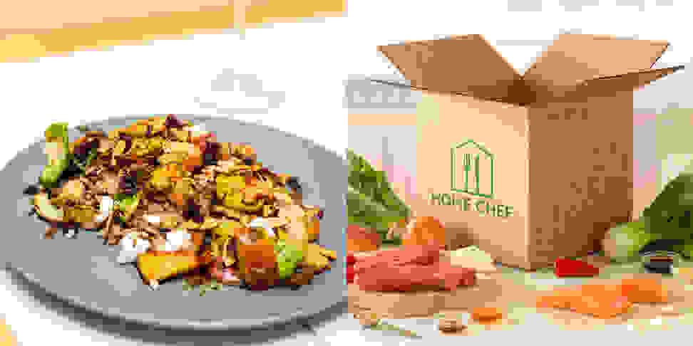 Best Overall Meal Kit Delivery Service: Home Chef