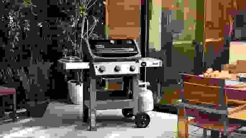 Best wedding gifts: Grill