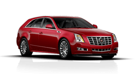 Product Image - 2013 Cadillac CTS Sport Wagon Luxury