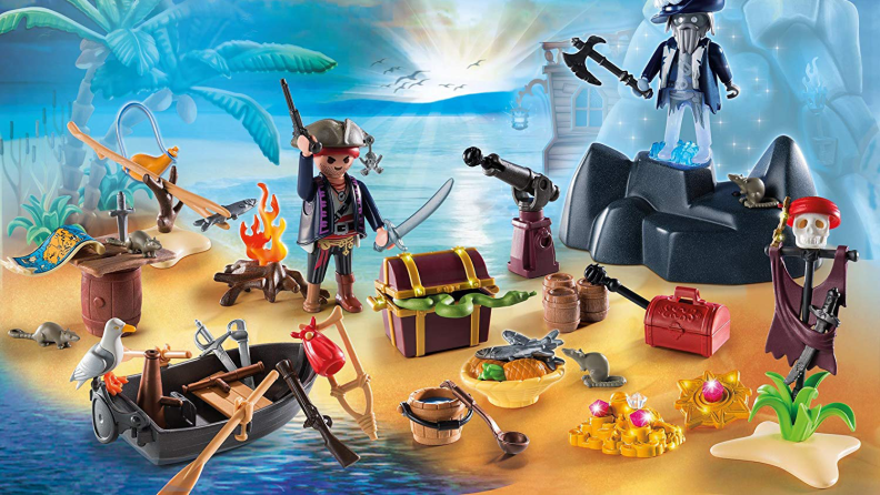 Playmobil Pirate Island