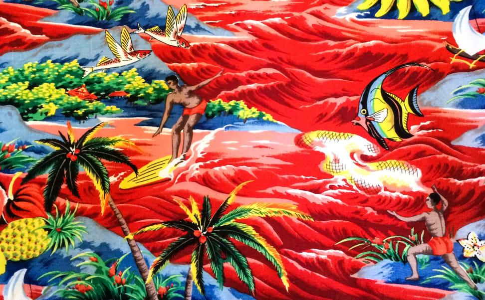Vintage Hawaiian Aloha Shirts