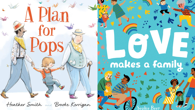 LGBTQ preschool books