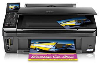 Product Image - Epson Stylus NX510