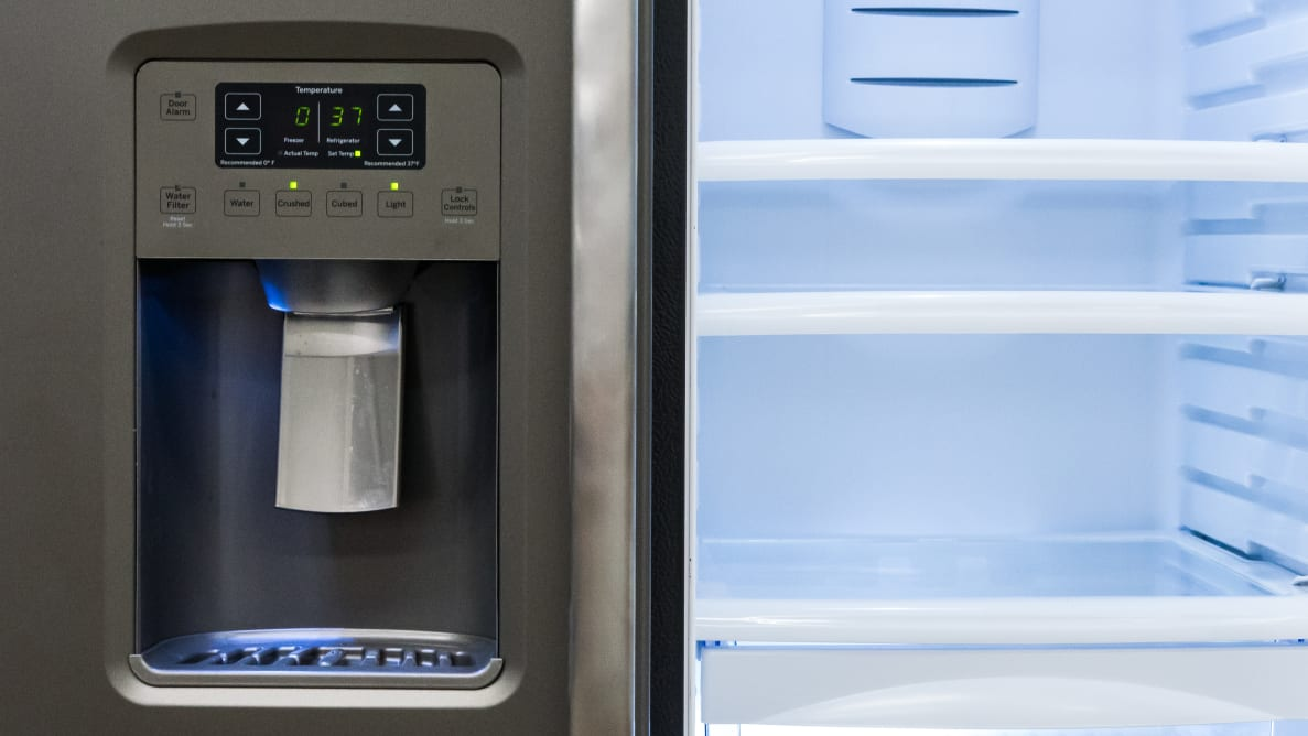 GE GSE25HMHES Side-by-Side Refrigerator Review